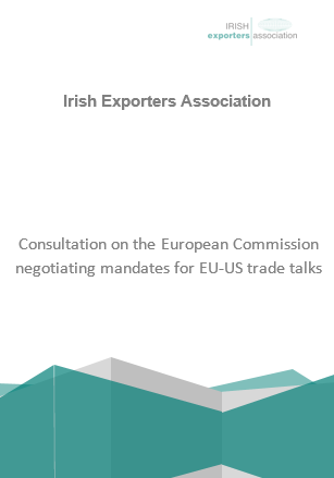 Consultation on the European Commission negotiating mandates for EU-US trade talks