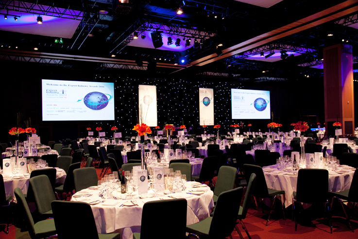 IEA Export Industry Awards 2014