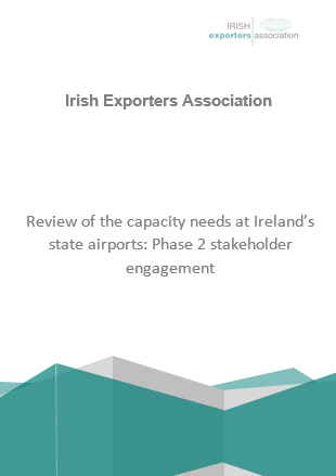 Review of the capacity needs at Ireland's state airports: Phase 2 stakeholder engagement