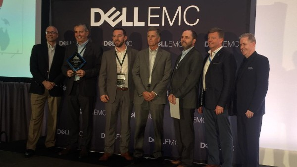 IEA Member Wisetek Wins Dell EMC Innovation Project of the Year
