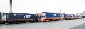 Alliance between International Warehousing Transport and Shipping BV