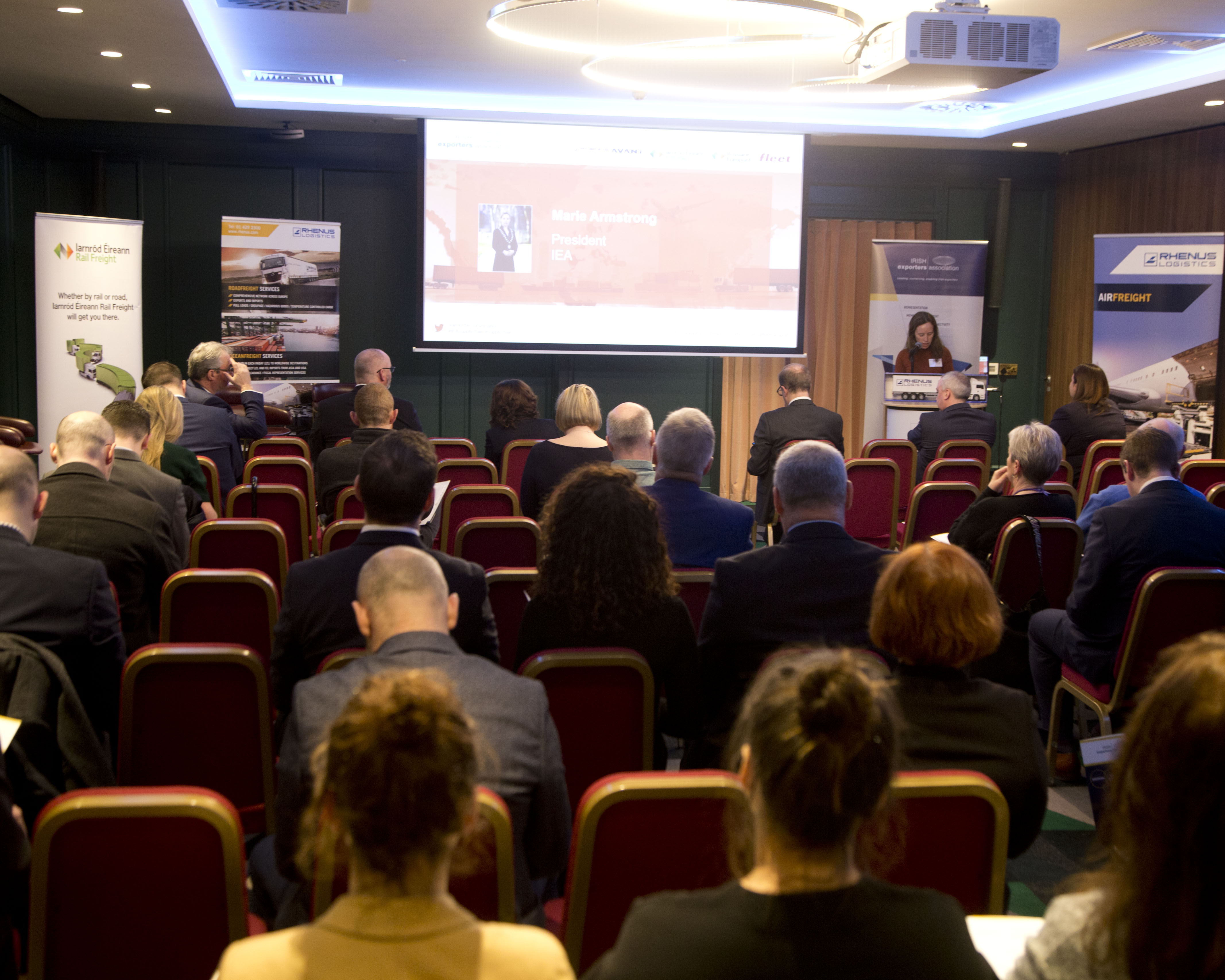 Brexit and the Supply Chain event – Dublin – 12 03 19