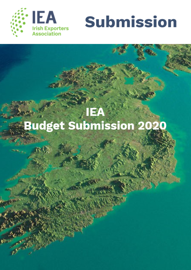 IEA Budget 2020 Submission