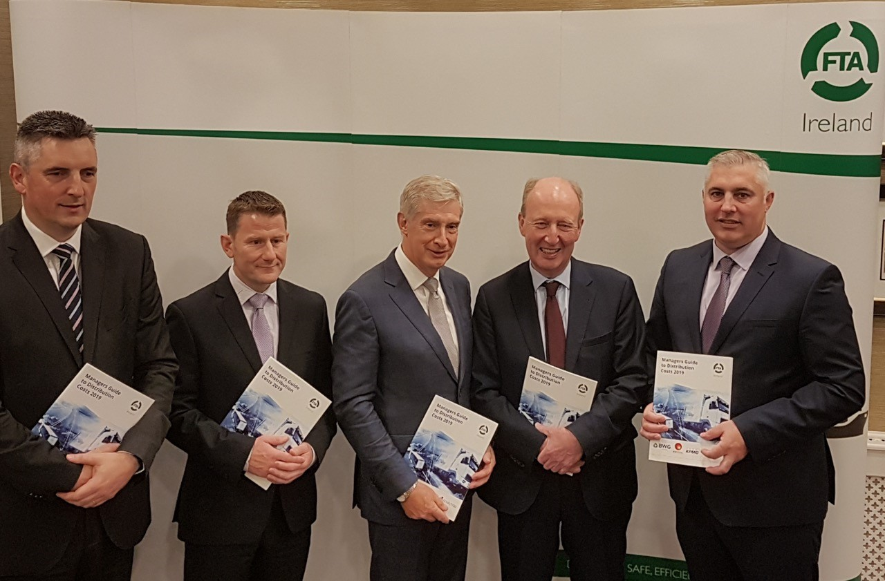 Freight Transport Association of Ireland (FTAI) Managers' Guide to Distribution Costs 2019
