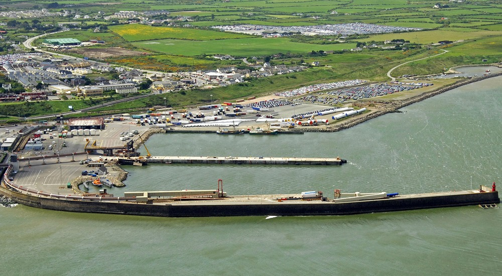Rosslare Europort welcomes DFDS new six-times weekly service direct to Dunkirk from January