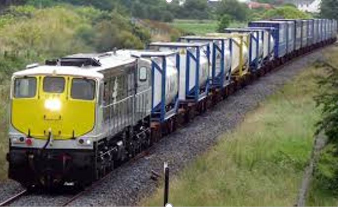 Rail Freight & lower Carbon footprint