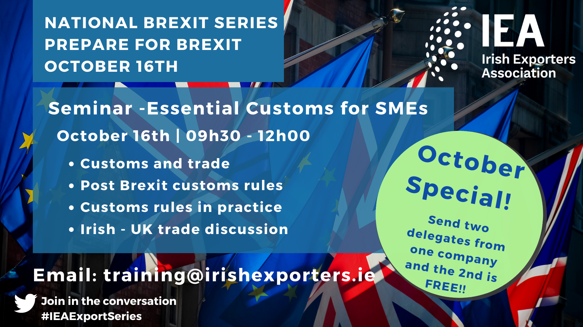 Essential Customs Training For SMEs | Be Prepared for Brexit