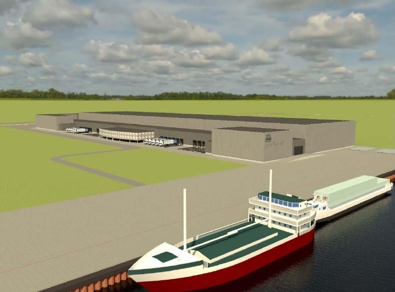 Frigo Warehousing B.V – New logistics hotspot in Moerdijk relieves kilometre pressure on the road