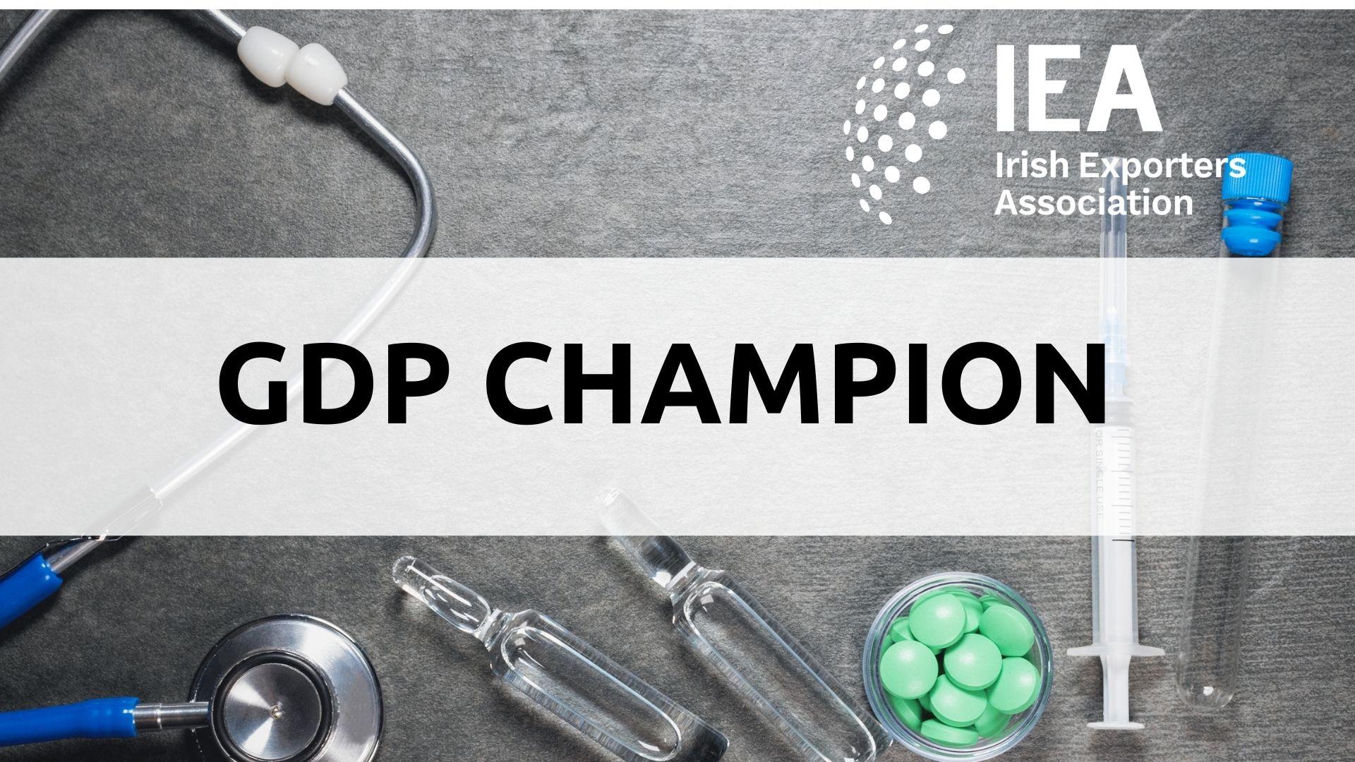 GDP Champion
