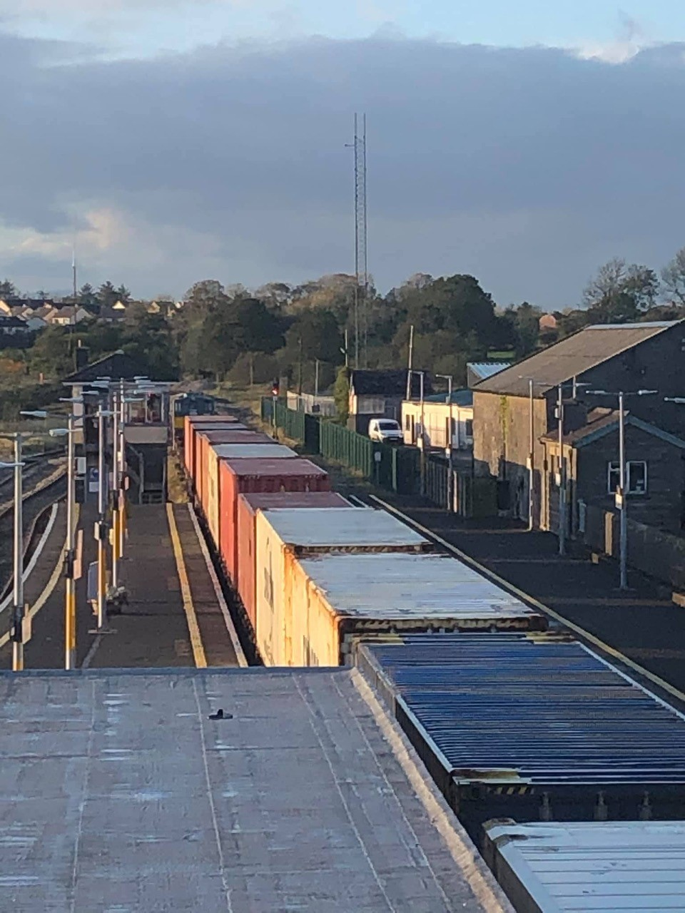 IWT Tells Oireachtas Transport Committee that Western Rail Corridor link to Southern Ports Should Reopen