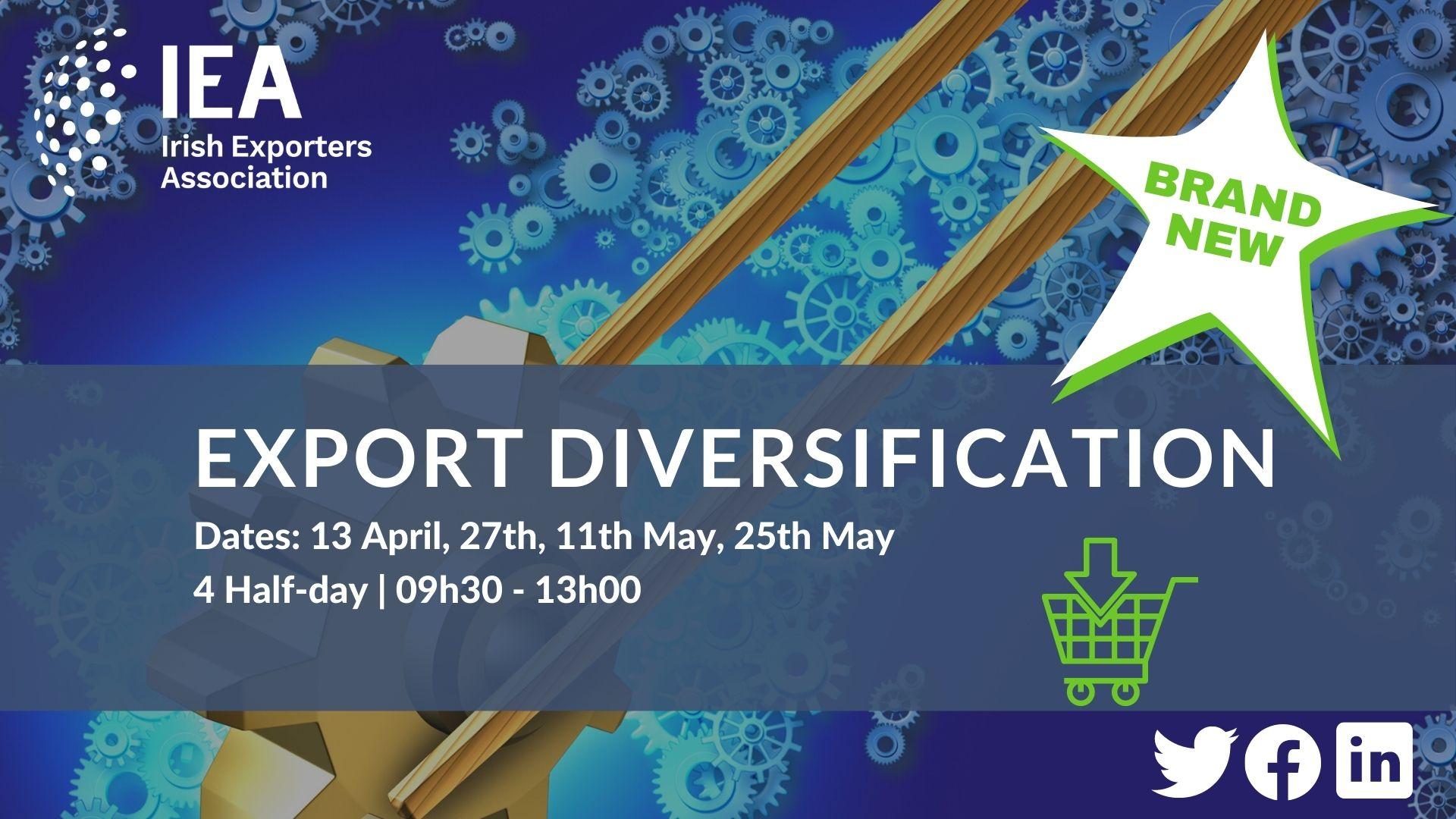 Export Diversification Series