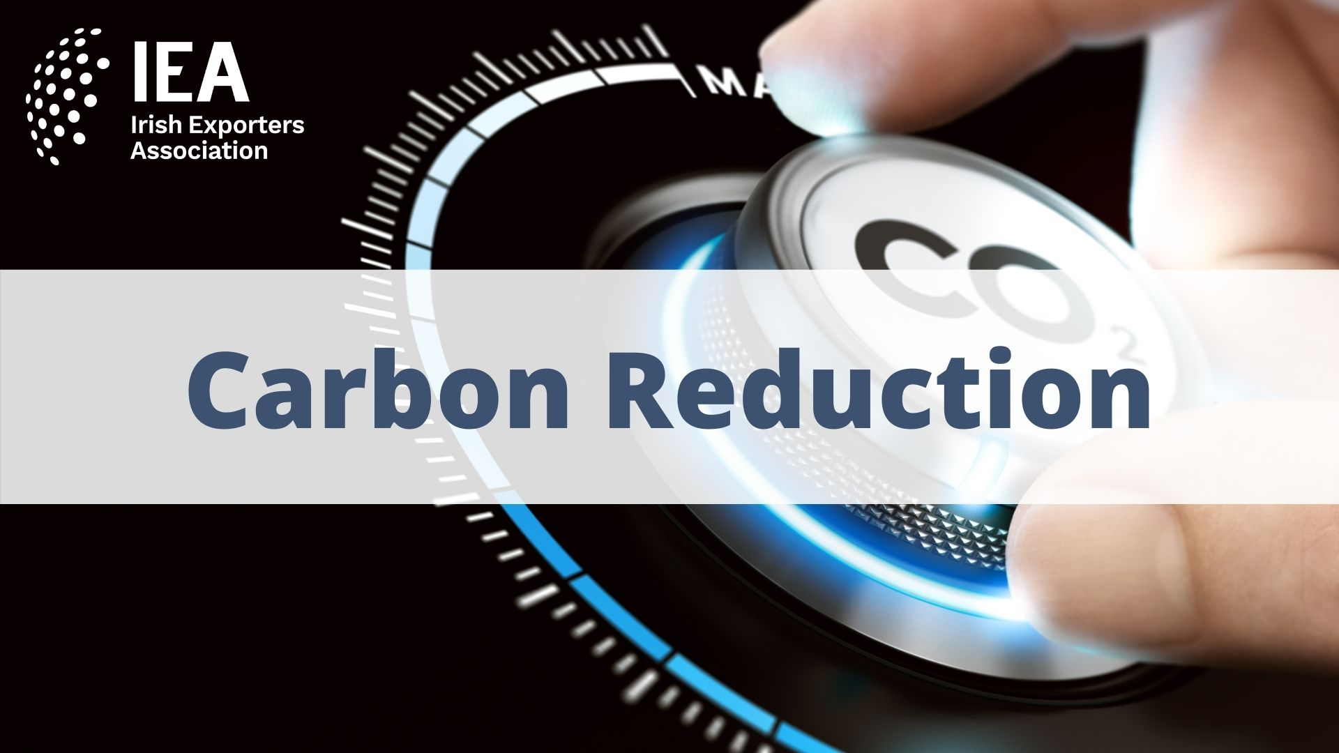 Sustainable Supply Chains Training: Carbon Reduction