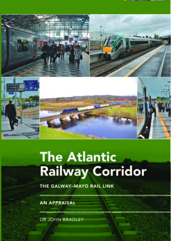 New Report Finds Strong Business Case for Restoration of Galway-Mayo Rail Link