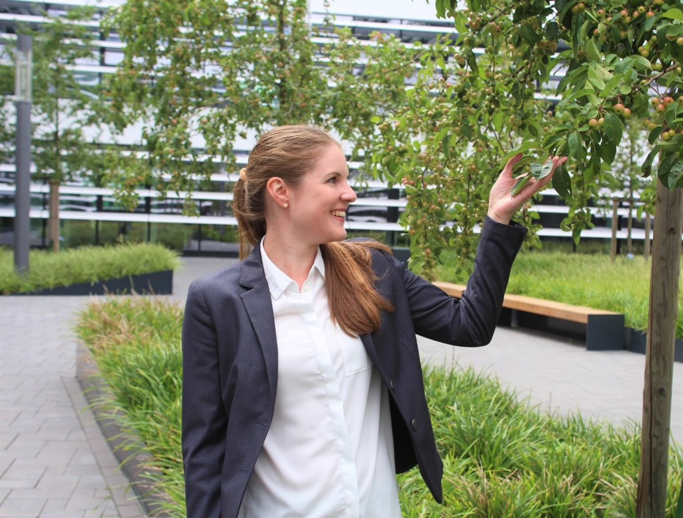 Focus on sustainability projects in The Rhenus Group