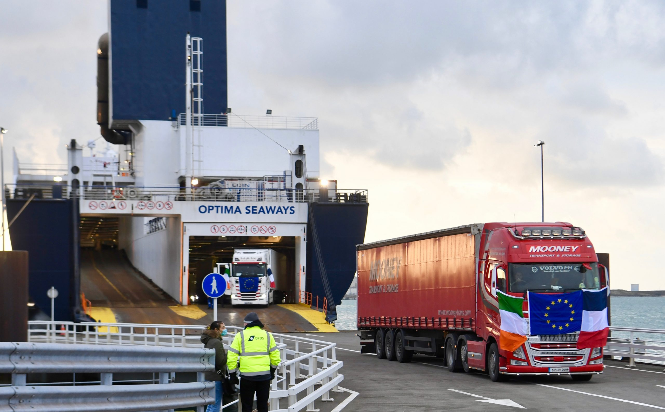 Brexit ripples continue to spread through shipping routes and services